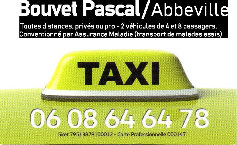 Logo de l'entreprise Abbeville Taxi